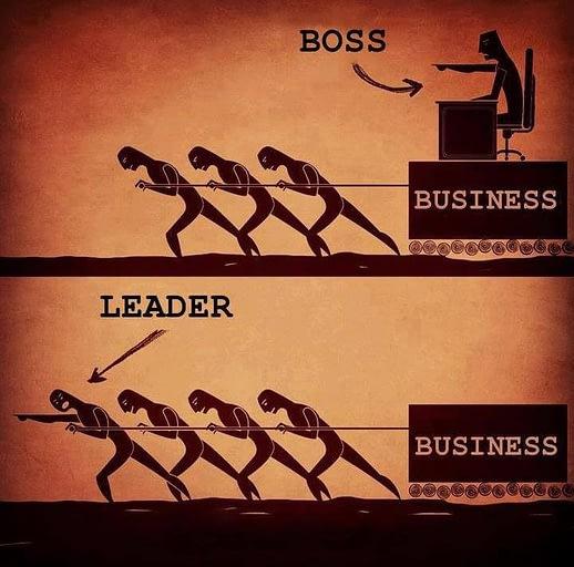 Boss e Leader