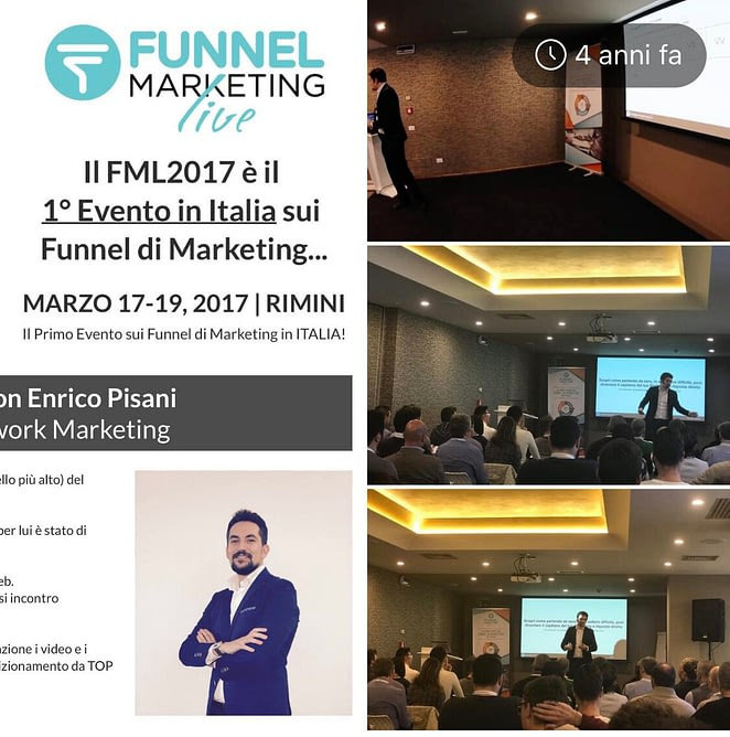 Enrico Pisani Funnel Marketing